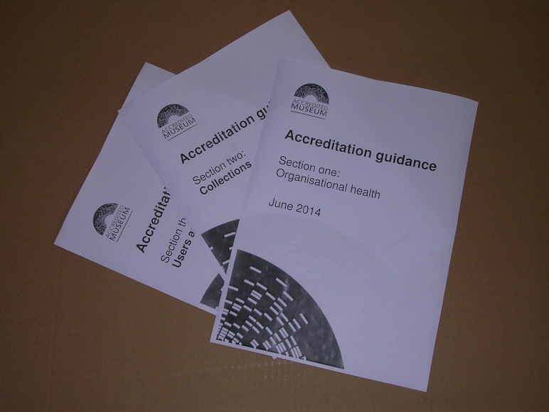 Museum Accreditation guidelines