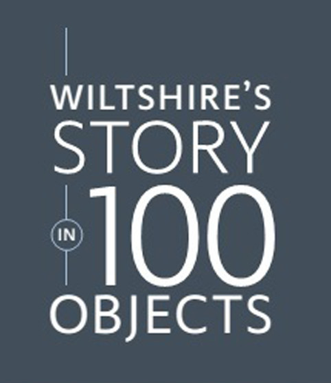 Wiltshire's Story in 100 Objects logo