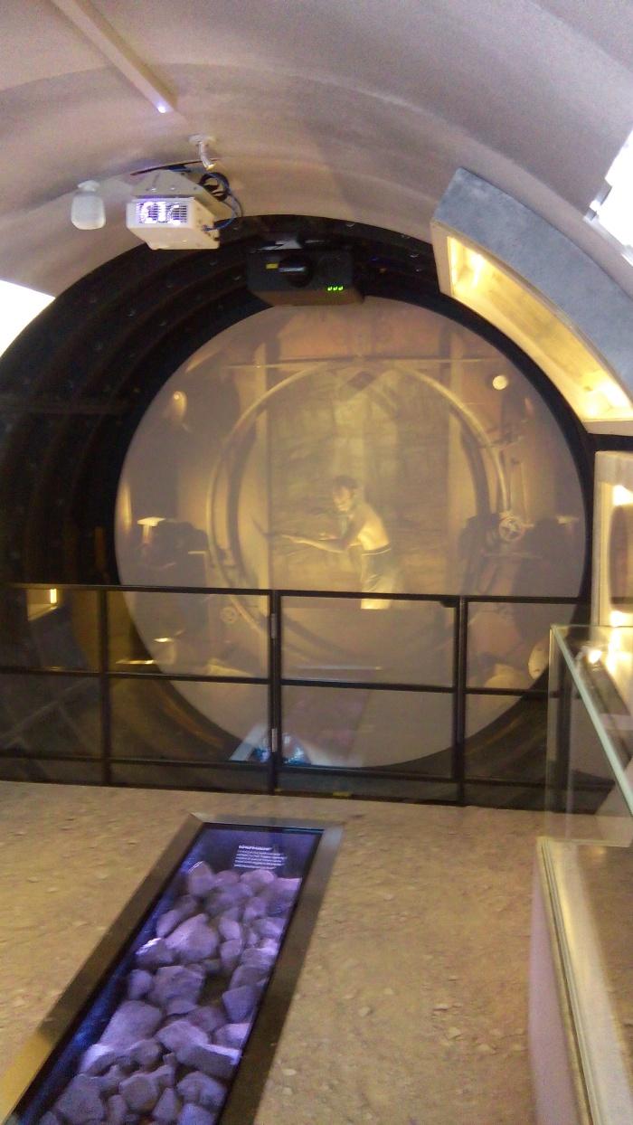 Digging Deeper gallery at London Transport Museum
