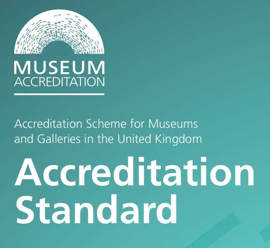Museum Accreditation logo